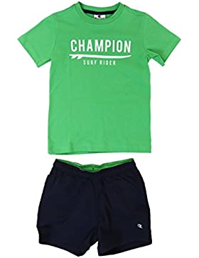 CHAMPION K-COMPLETO BACK TO THE