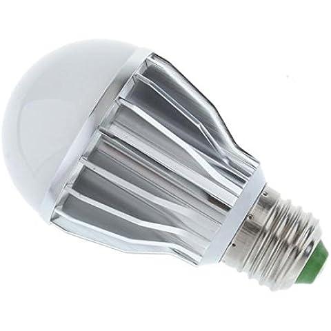 XIE@ 85V-265V 5x1W 550LM E27 Lampada LED luce bianca lampadina