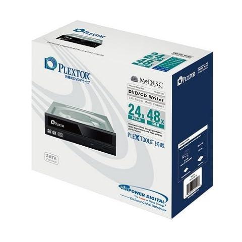 Plextor PX - 891SAF-R 24 x, SATA DVD-RW Dual Layer Brenner