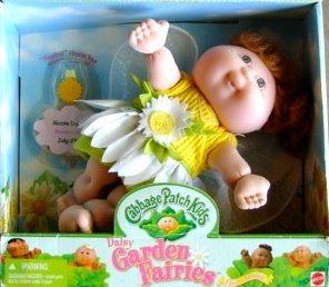 CPK Daisy Garden Fairies Doll