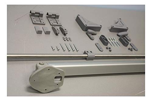 Table Kit For VW T5, Reimo Campervan Leg, Rail & Clips & Table Storage Kit,