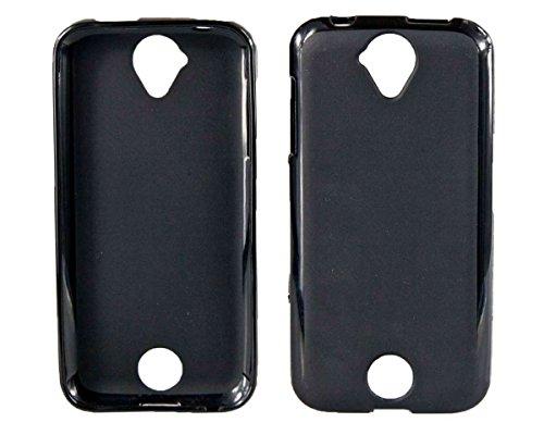 caseroxx TPU-Hülle für Acer Liquid M330, Tasche (TPU-Hülle in schwarz)