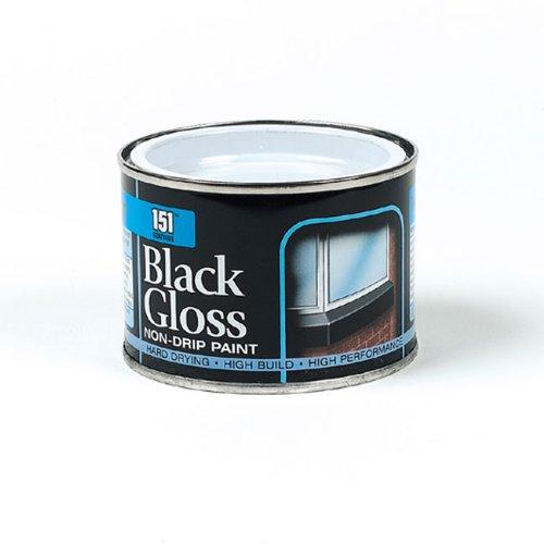180ml Coatings: Iron Gate Black Gloss Paint Test