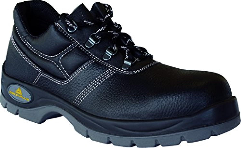 Delta plus calzado - Juego zapato piel jet2-s1p negro talla 45(1 par)
