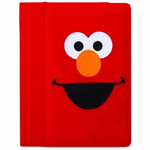 iSound Sesame Street Elmo Plush Portfolio for iPad 2 (ISOUND-4610).Model ISOUND-4610