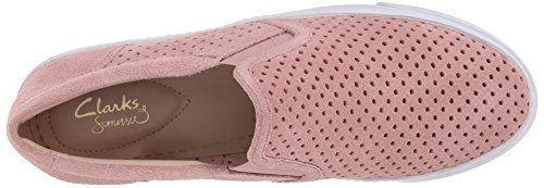 Clarks Glove Puppet moda Sneaker Dusty Pink