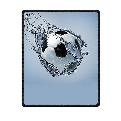 Dalliy coutume le football sport Couverture Polaire Fleece Blanket 40