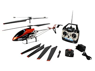 Revell Control The Big One Ready-To-Fly Radio Controlled Helicopter