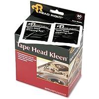 Tape Head Kleen Pad, einzeln versiegelte Pads, 5x 5, 80/BOX, 1Box verkauft, je 80Pro Box preisvergleich bei billige-tabletten.eu