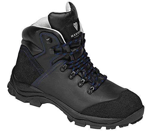 Safety shoes with PU rubber soles - Safety Shoes Today