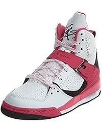 new style 31faa 696cc Nike Jordan Flight 45 High IP GG, Zapatillas de Baloncesto para Niñas