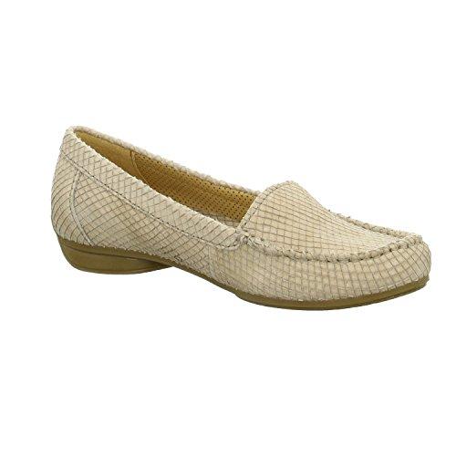 Low Heel Shoe Emerge Beige
