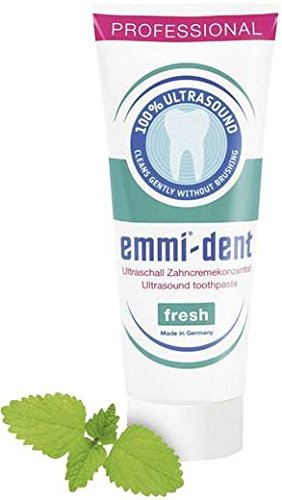 EmmiDent Zahnpasta Fresh for Ultrasonic 75ml Weiß