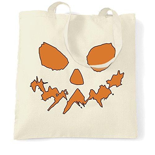 t Halloween-Kürbislaterne Horror Geist Fantasie Tragetasche (Süße Lebensmittel Für Halloween)