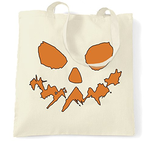 t Halloween-Kürbislaterne Horror Geist Fantasie Tragetasche (Halloween-lebensmittel Süße)
