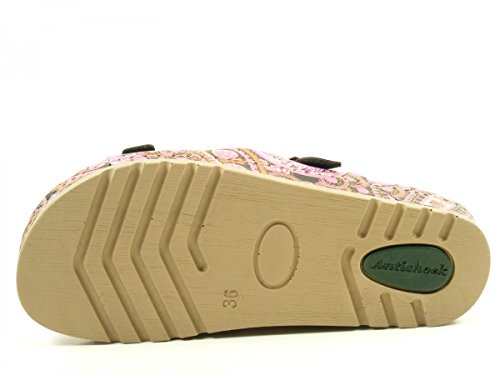 Rohde 5806, Mules femme pink