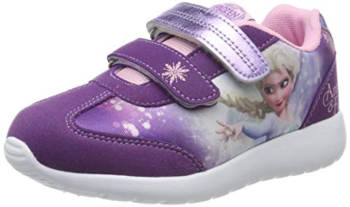 Disney 2300002126, sneaker bambina, viola (purple morado), 31 eu