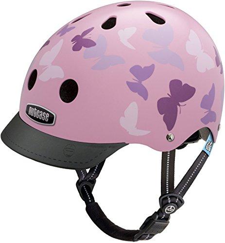 Nutcase Little Nutty Street Helmet Kids Flutterby 2019 Fahrradhelm