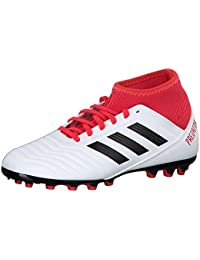 adidas Predator 18.3 AG, Chaussures de Football Mixte Enfant
