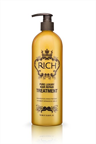RICH Pure Hair Repair Lujo Tratamiento, 1er Pack (1 x 750 ml)