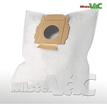 10x Staubsaugerbeutel Papier für Moulinex 1250 Power Clean 1350 Power Clean