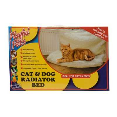 Pet-Essentials Playful Pets Radiator Bed (Eco-Friendly Packaging)