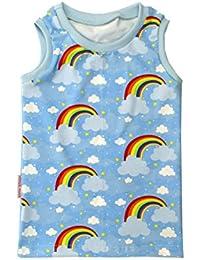 Unbekannt - Camiseta sin mangas - para bebé niño