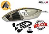 iBELL Car Vacuum Cleaner High Power for Quick Car Cleaning, DC 12V, 6
