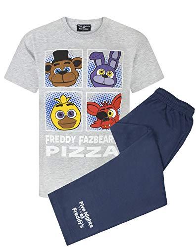 Five Nights At Freddy's Panels Boy's Pyjamas (13-14 Years)