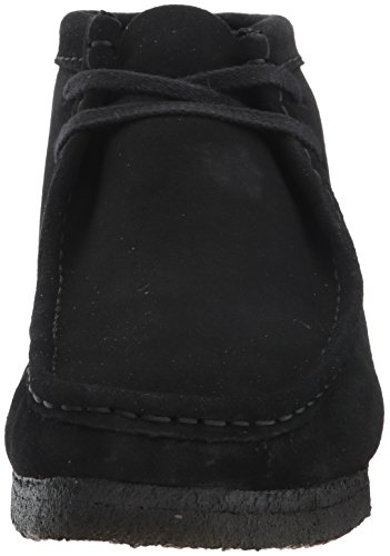 Clarks Originals Wallabee Black Suede