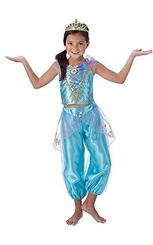 Rubie's officielle Disney Princesse Jasmine Aladdin Costume d'enfant