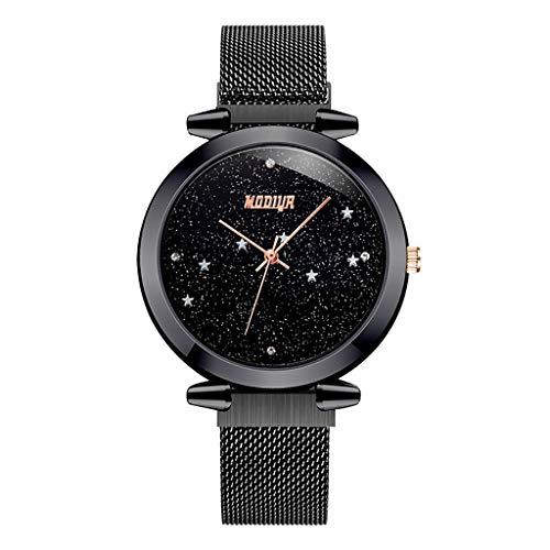 WZFCSAE Boho Stil Uhr Frauen Anhänger Leder Armband Uhr Dame Womans Quarz Armbanduhr Für Frauen relogios #704