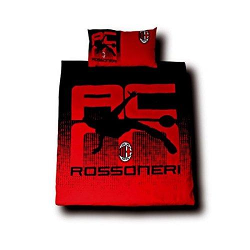 AC Milan Rossoneri Single Bettwäsche Set