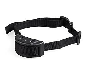 Eerteco Collier Anti Aboiement Electrique Pour Entraîner Chien No Bark Collar Control