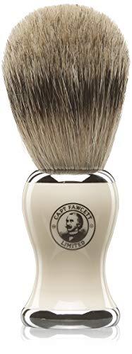 Captain Fawcett's Shaving Brush Best Badger -