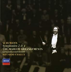 Sinfonie 2 & 4 (Arr.Mahler)