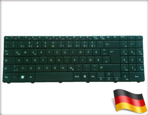 orig.DE Tastatur Gateway NV52 NV53 NV54 NV56 NV58 Keyboard Notebook QWERTZ (Tastatur Gateway Nv53)