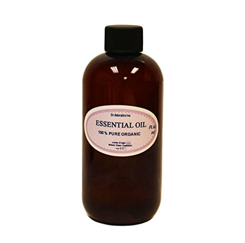 Tea Tree Essential Oil 100% Pure Organic 8 Oz