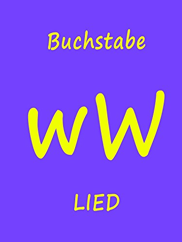Clip: Buchstabe W Lied for sale  Delivered anywhere in UK