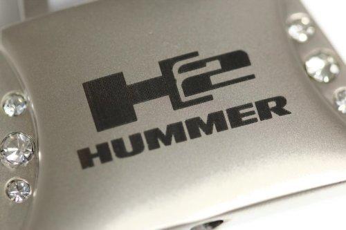 dantegts-hummer-h2-edelsteinbesetztes-geldborse-schlusselanhanger-authentic-logo-kette-key-ring-schl