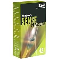 ESP Sense (12 mit Kokosnussöl behandelte Kondome), samtweiche Oberfläche, für Veganer geeignet preisvergleich bei billige-tabletten.eu