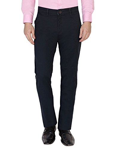 Live In Men's Slim Fit Trousers…