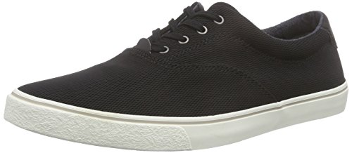 Clarks Gosling Walk, Derby homme Noir (Black Fabric)