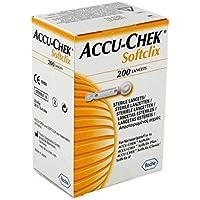 Accu-Chek Softclix - 200 lancetas