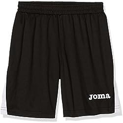 Joma Tokio - Pantalón de equipación unisex, color negro / blanco, talla L