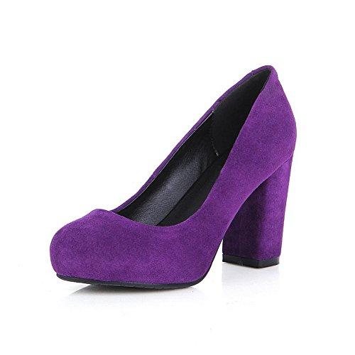 BalaMasa, Scarpe col tacco donna Purple
