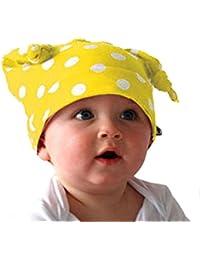 Demarkt Chouette Bonnet Chapeau de Bébé en Coton pour Bébé 6-36 Mois Tour de Tête 45CM