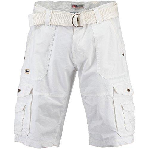 GN -  Pantaloncini  - Uomo Bianco