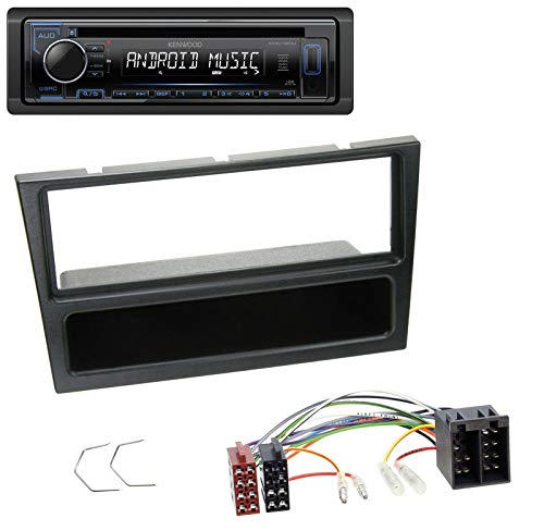 caraudio24 Kenwood KDC-110UB 1DIN MP3 USB CD AUX Autoradio für Opel Agila Combo Vivaro Corsa C Omega 2001-2004 schwarz - Auto-off Cd-player