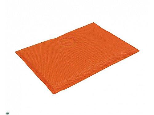 Emu Coussin pour chaises magnétique rectangulaire en textilène Orange